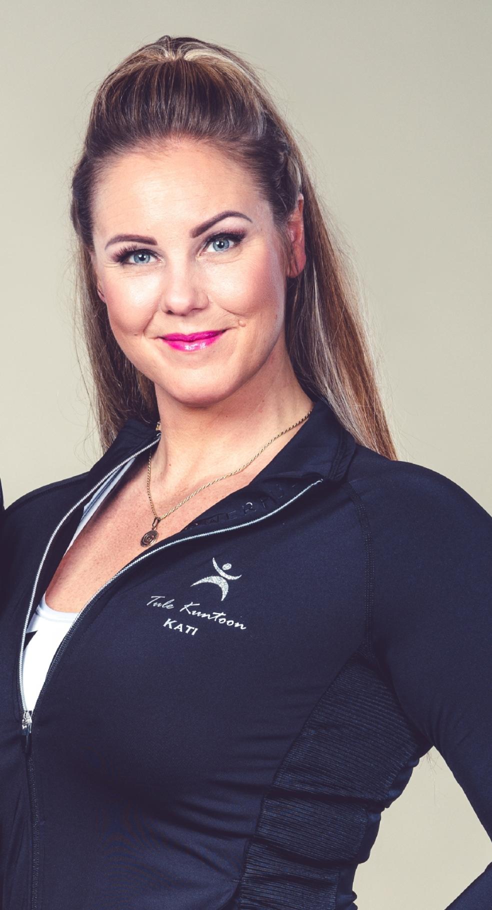 Fysioterapeutti Kati Mäntylä